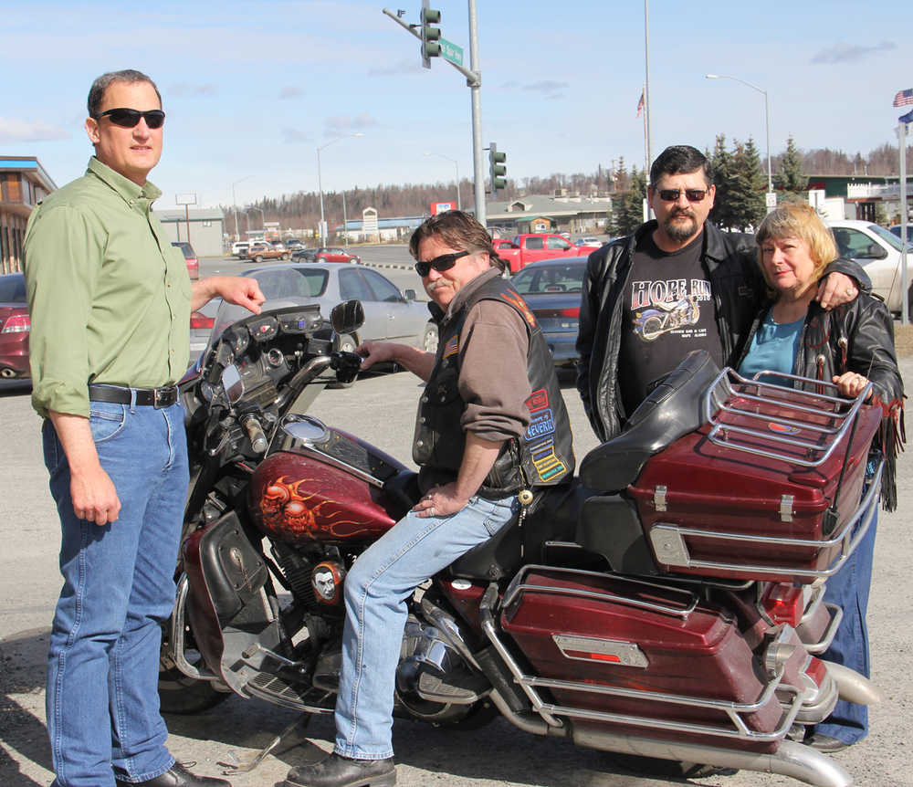 May is Motorcyle Awareness Month