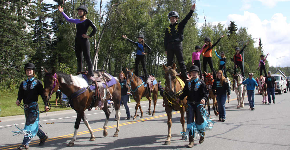 Mother Nature shines on Soldotna's 55th Progress Days