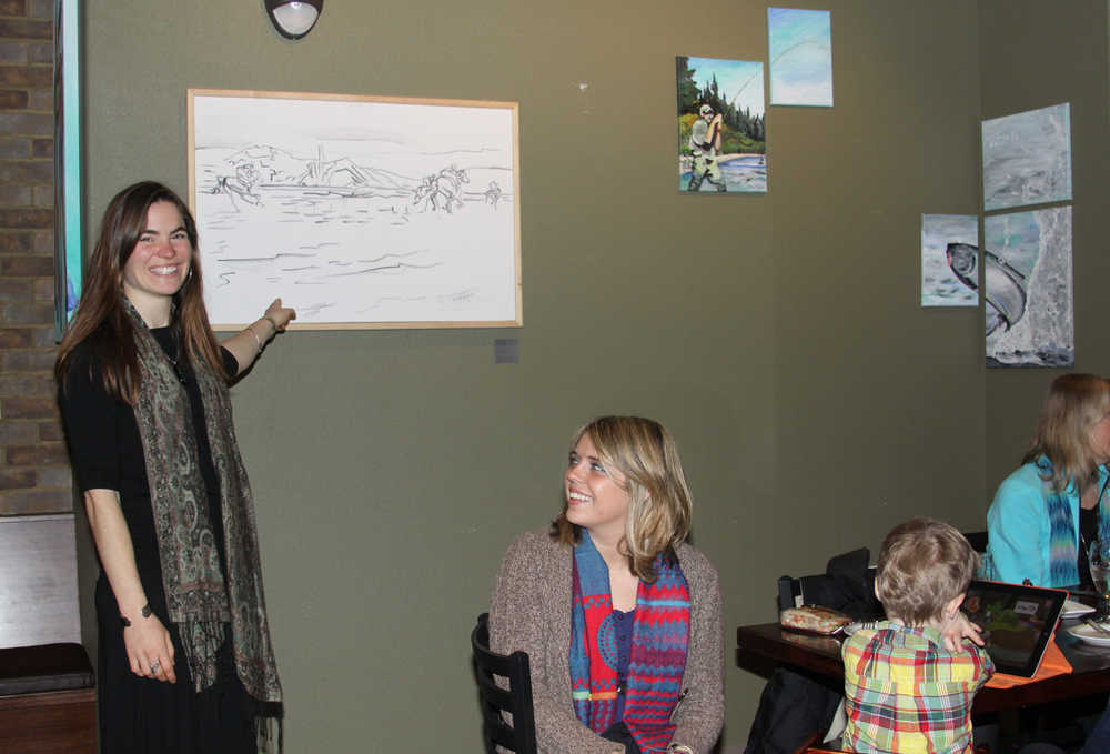 The Flats Bistro hosts local artist solo show