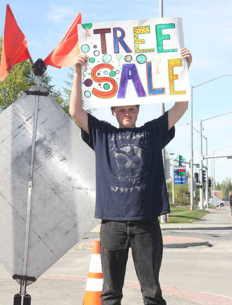 4-H tree sale sells out