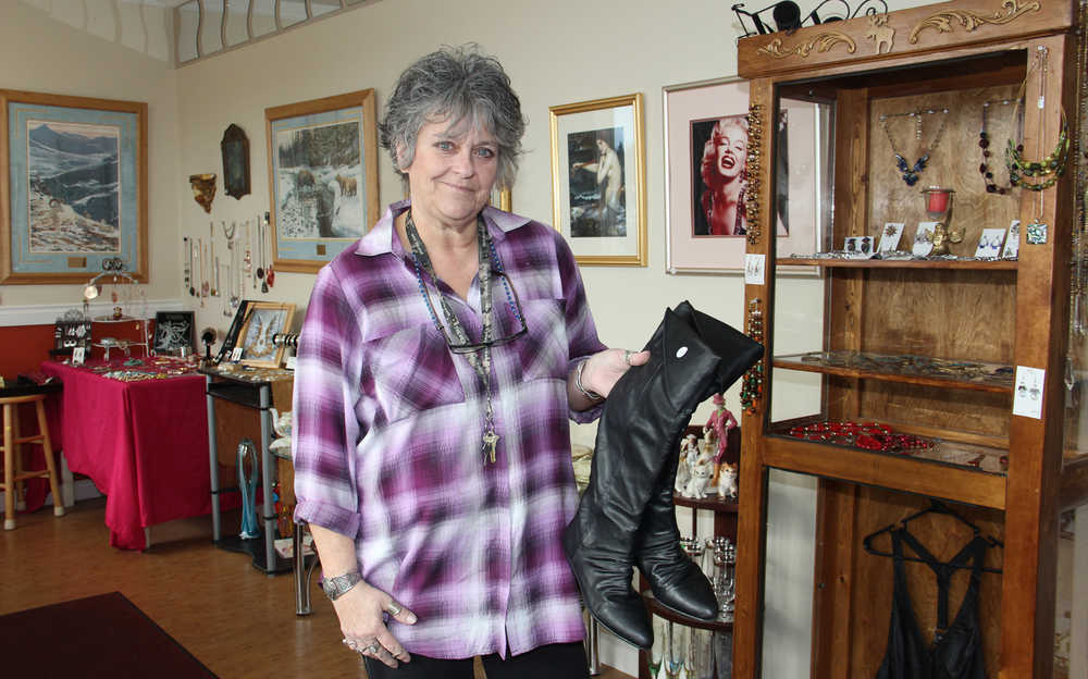 """The """"Pay it Forward Trade"""" offers a hand up at Artfully Delicious boutique"""