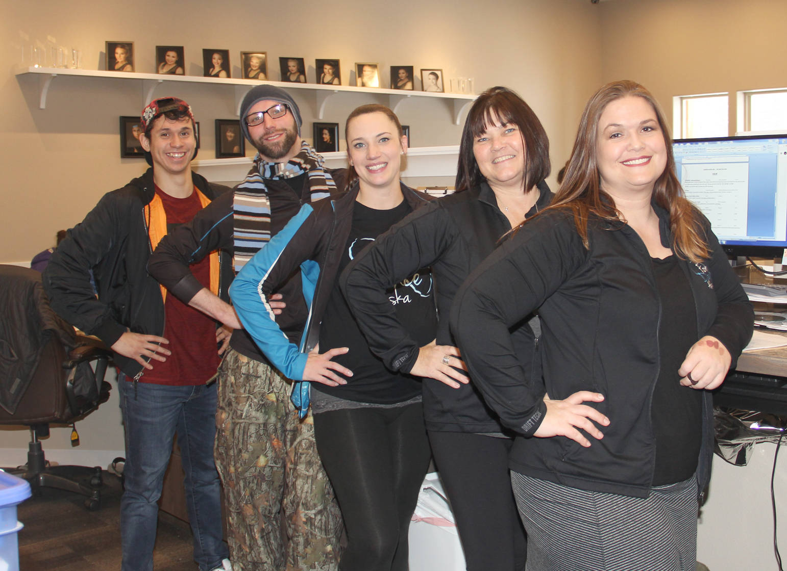 The staff at the new Forever Dance studio would love to show you the greatest dance facility in all Alaska.