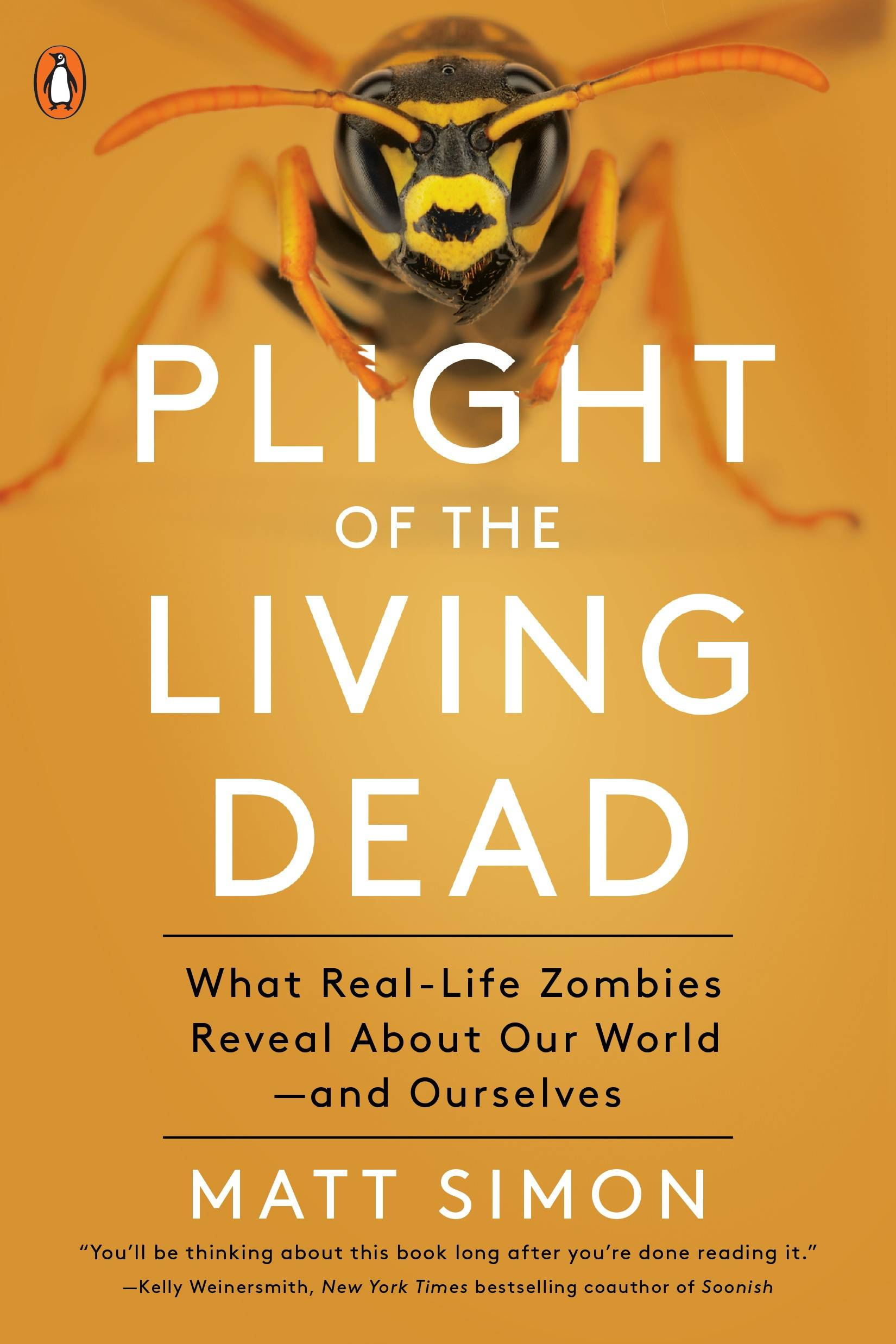 Bookworm Sez: 'Plight of the Living Dead' — Zombies meet science in an unsettling read