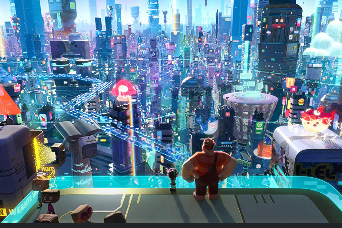 'Ralph Breaks the Internet' — an inventive sequel that brings something new to the table