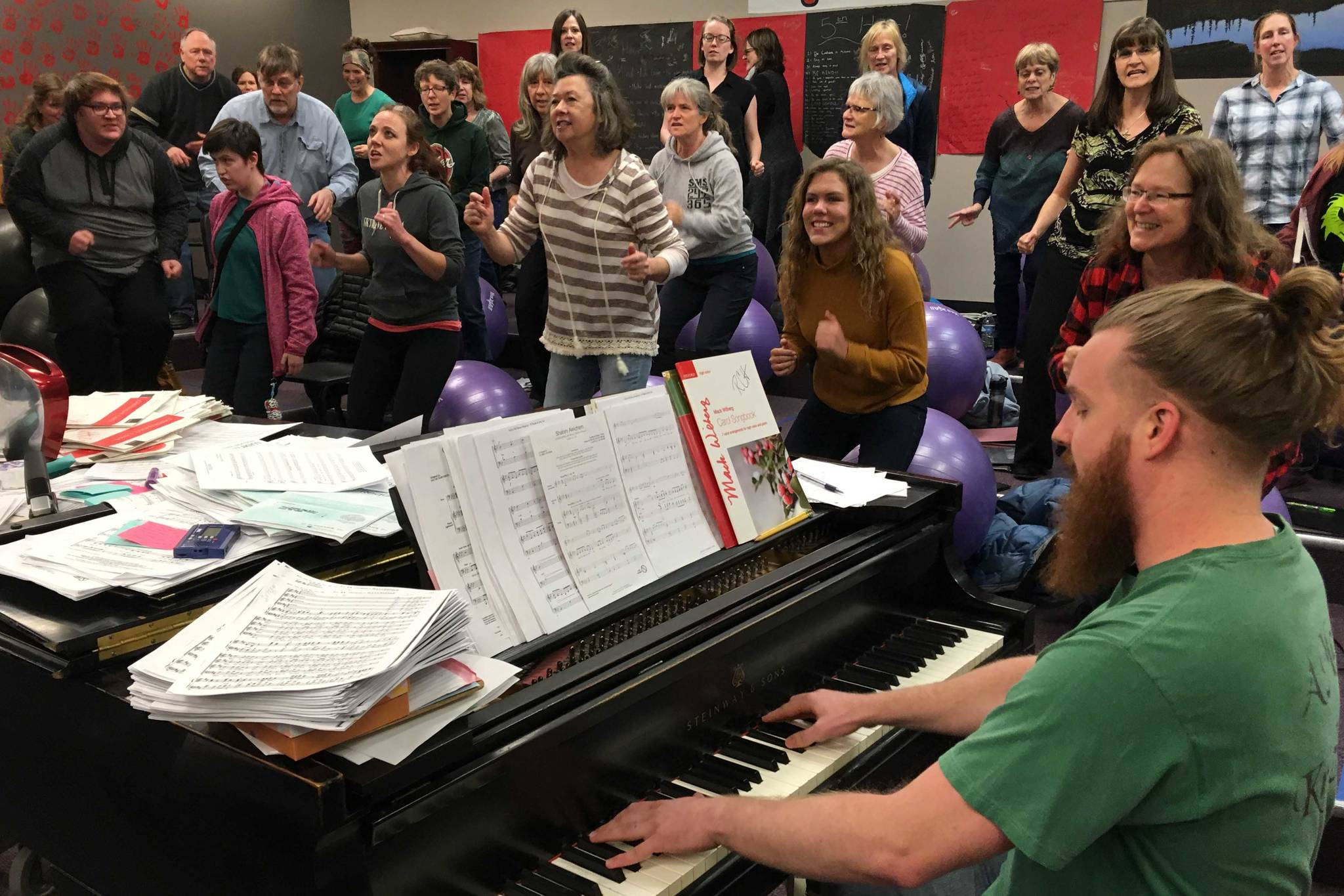 'Evening of Christmas' concert continues to grow