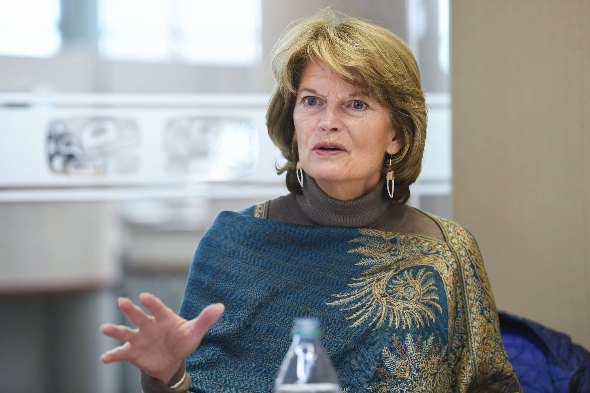 Murkowski knocks Green New Deal's 'impossible' timeline, wary of 'PFD over everything else'