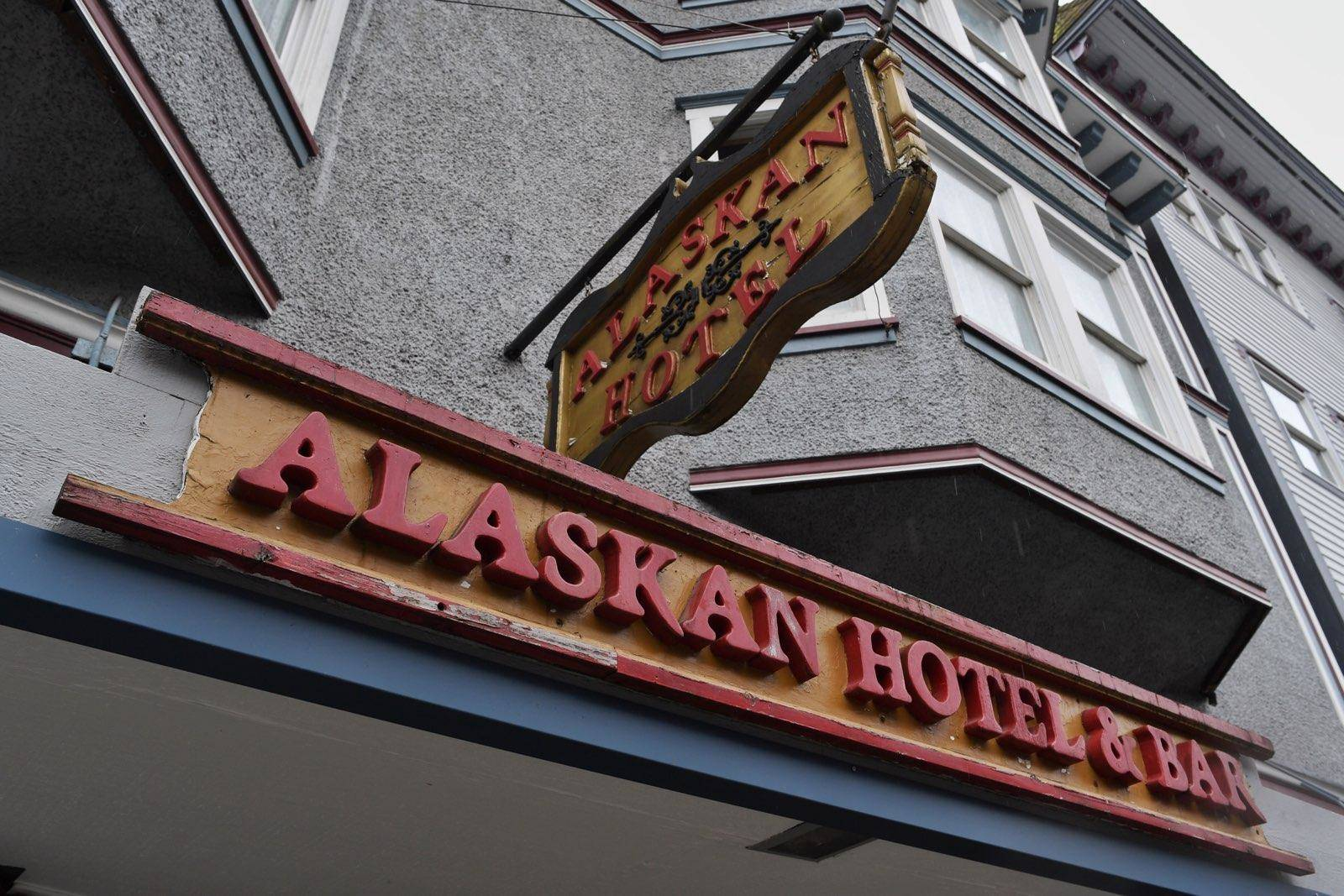 "The Alaskan Hotel & Bar is featured in the first episode of the new Travel Channel TV show ""Portals to Hell."" (Michael Penn 