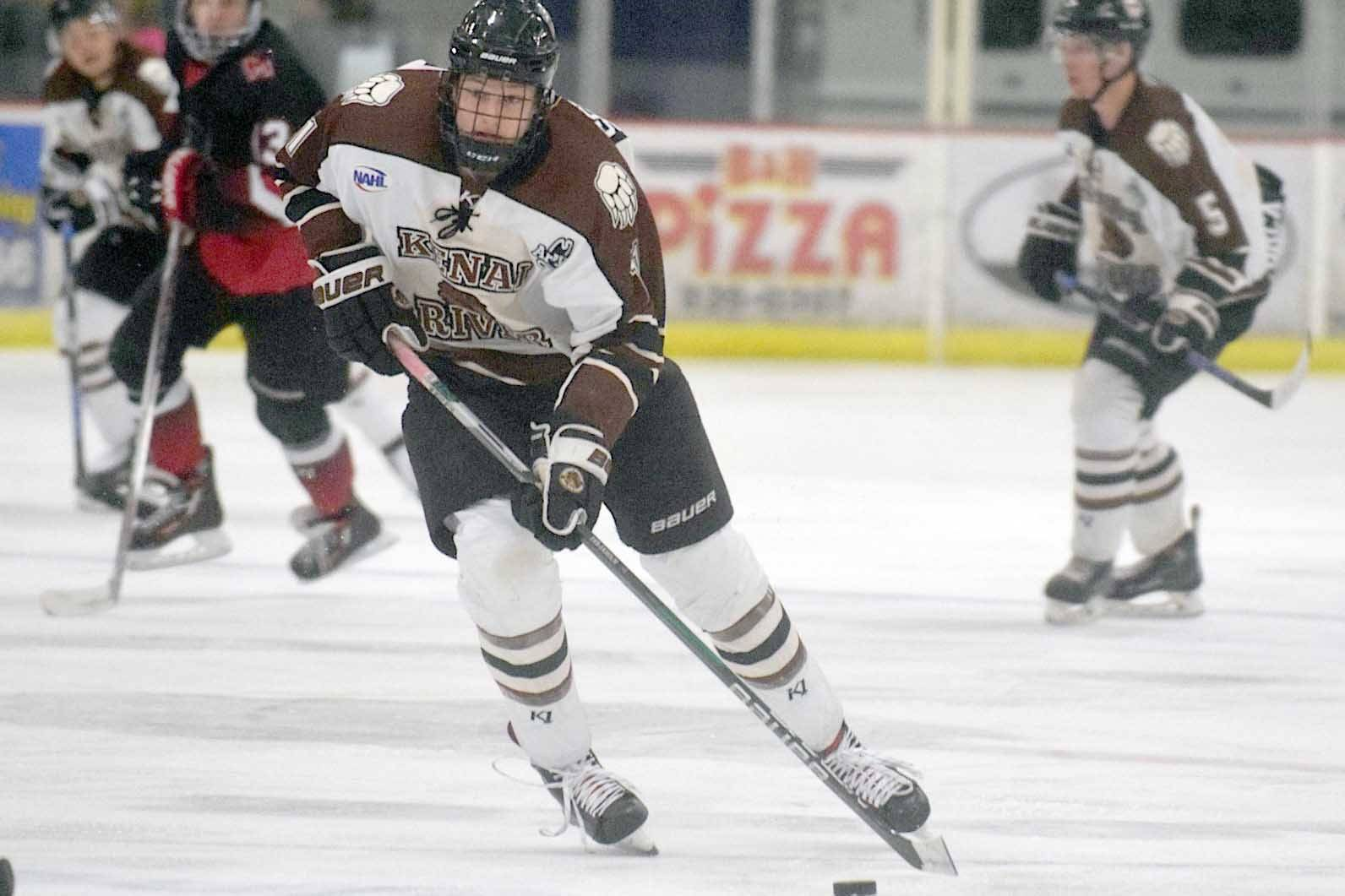 Brown Bears forward and Wasilla High School product Schachle commits to UAA