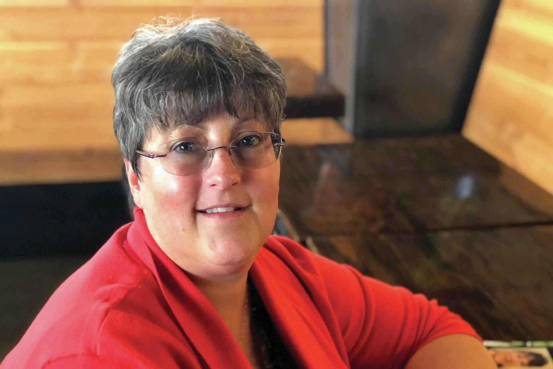 Soldotna resident Rose Henry is running for the Kenai Peninsula Borough Assembly's District 4 seat. (Photo by Victoria Petersen/Peninsula Clarion)
