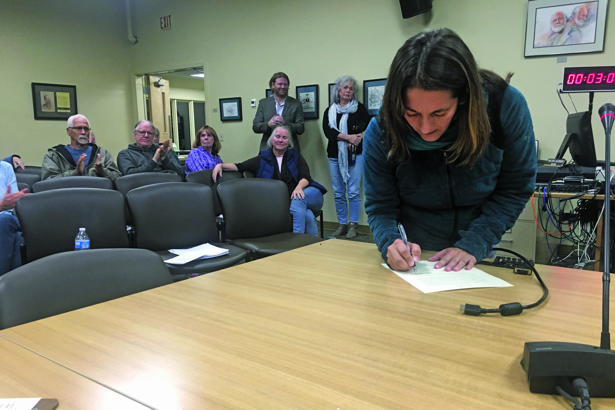 Former council member files election contest suit in superior court