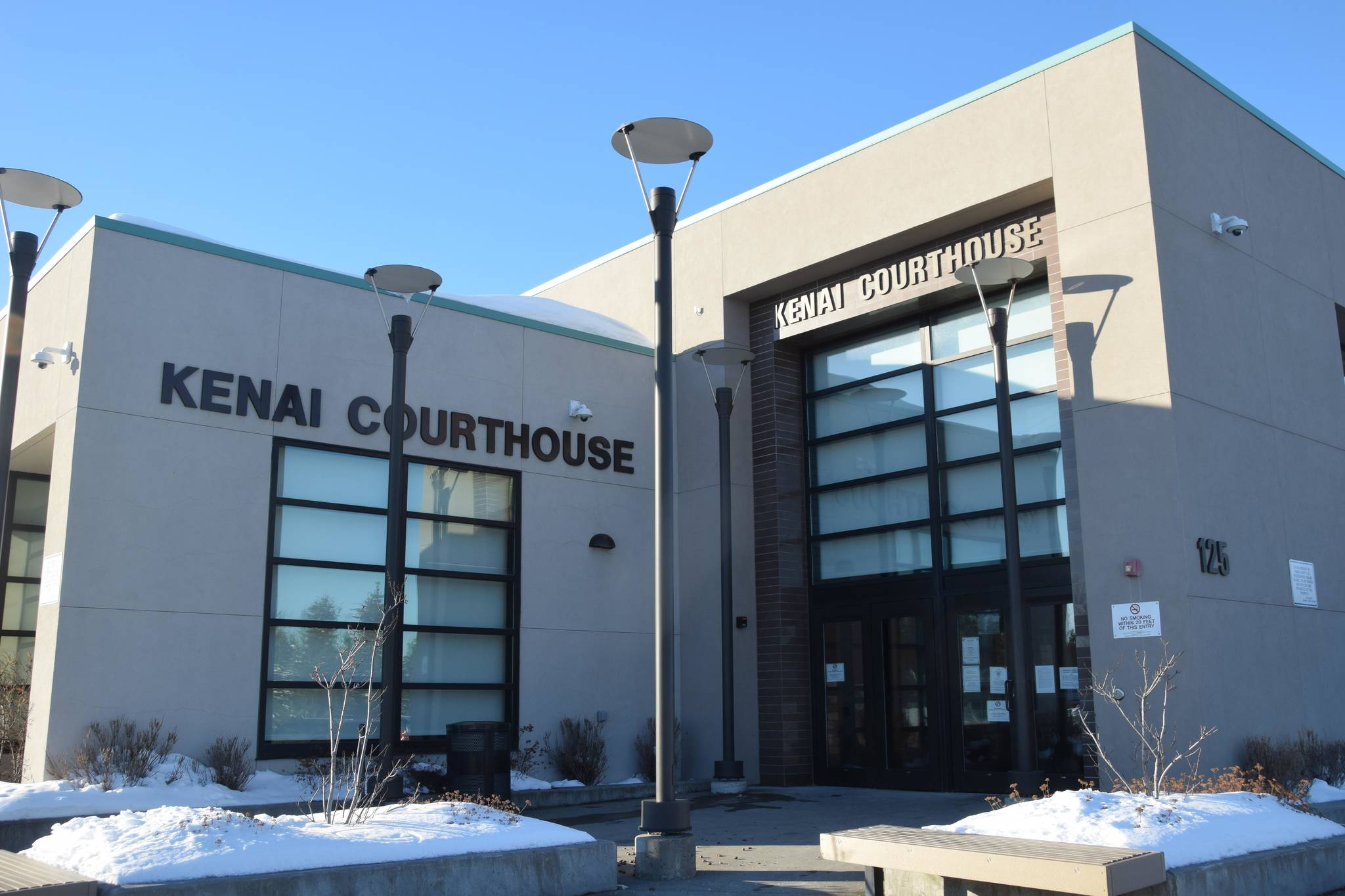 Court reports for May 3, 2020