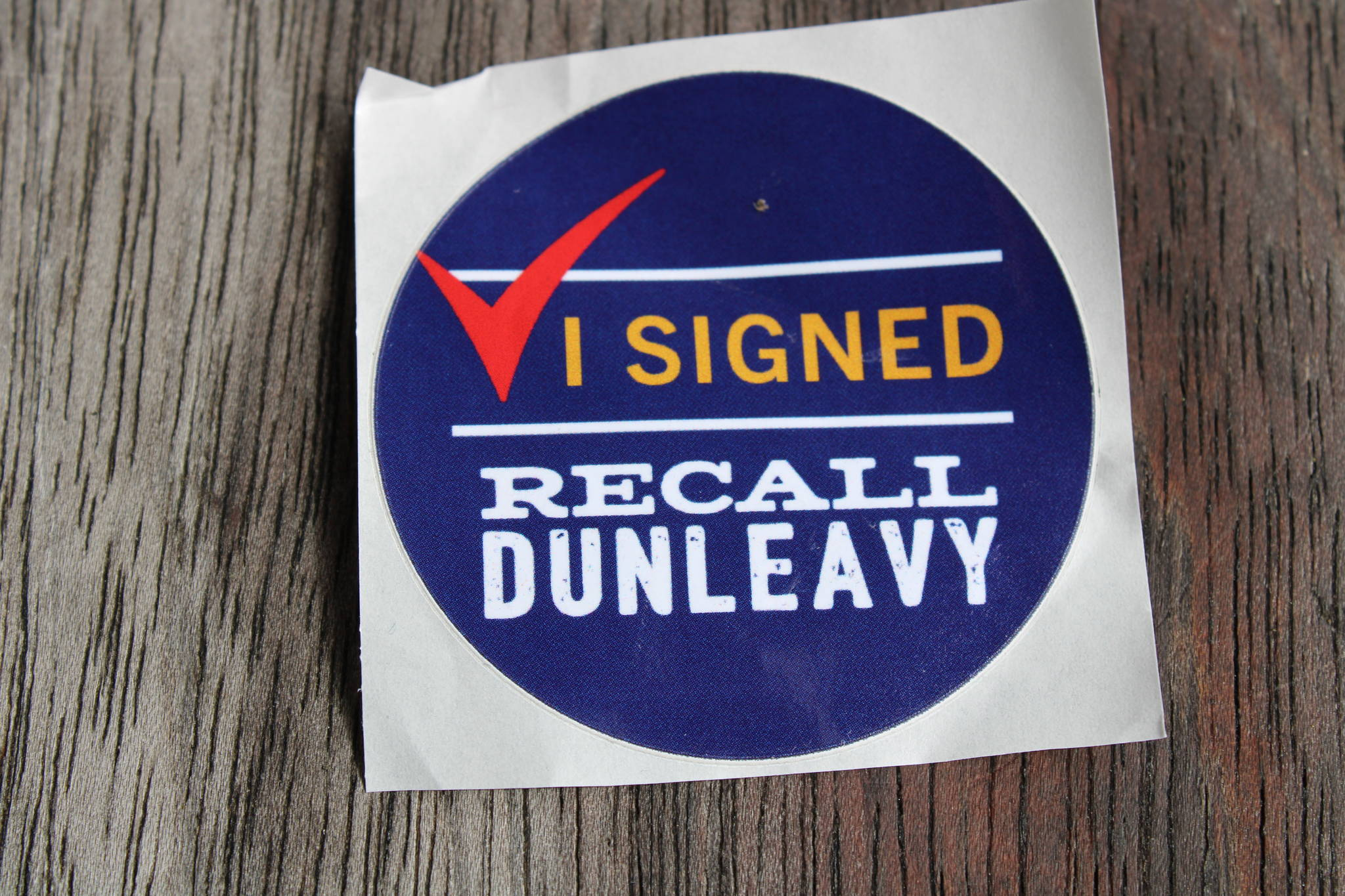 """""""What if the Recall Dunleavy group has no intention of forcing a special election?"""" writes Win Gruening. """"Instead, what if it is using the recall to influence the 2022 regular election with anonymous donors thereby avoiding pesky APOC disclosure rules? If so, recall advocates should be careful what they wish for."""" (Ben Hohenstatt / Juneau Empire File)"""
