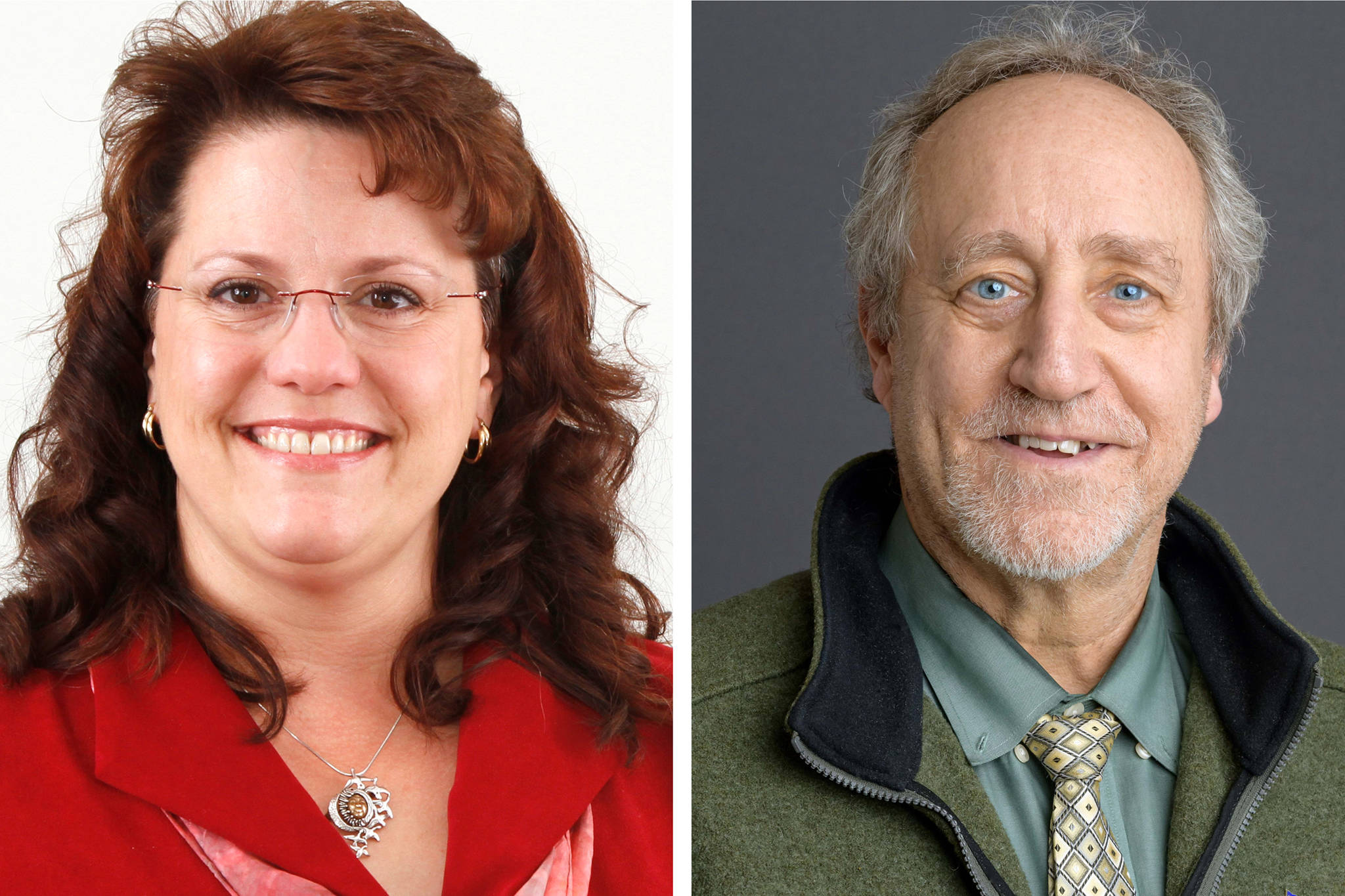 Corri A. Feige is commissioner of the Alaska Department of Natural Resources. Doug Vincent-Lang is commissioner of the Alaska Department of Fish and Game.((Courtesy Photos)