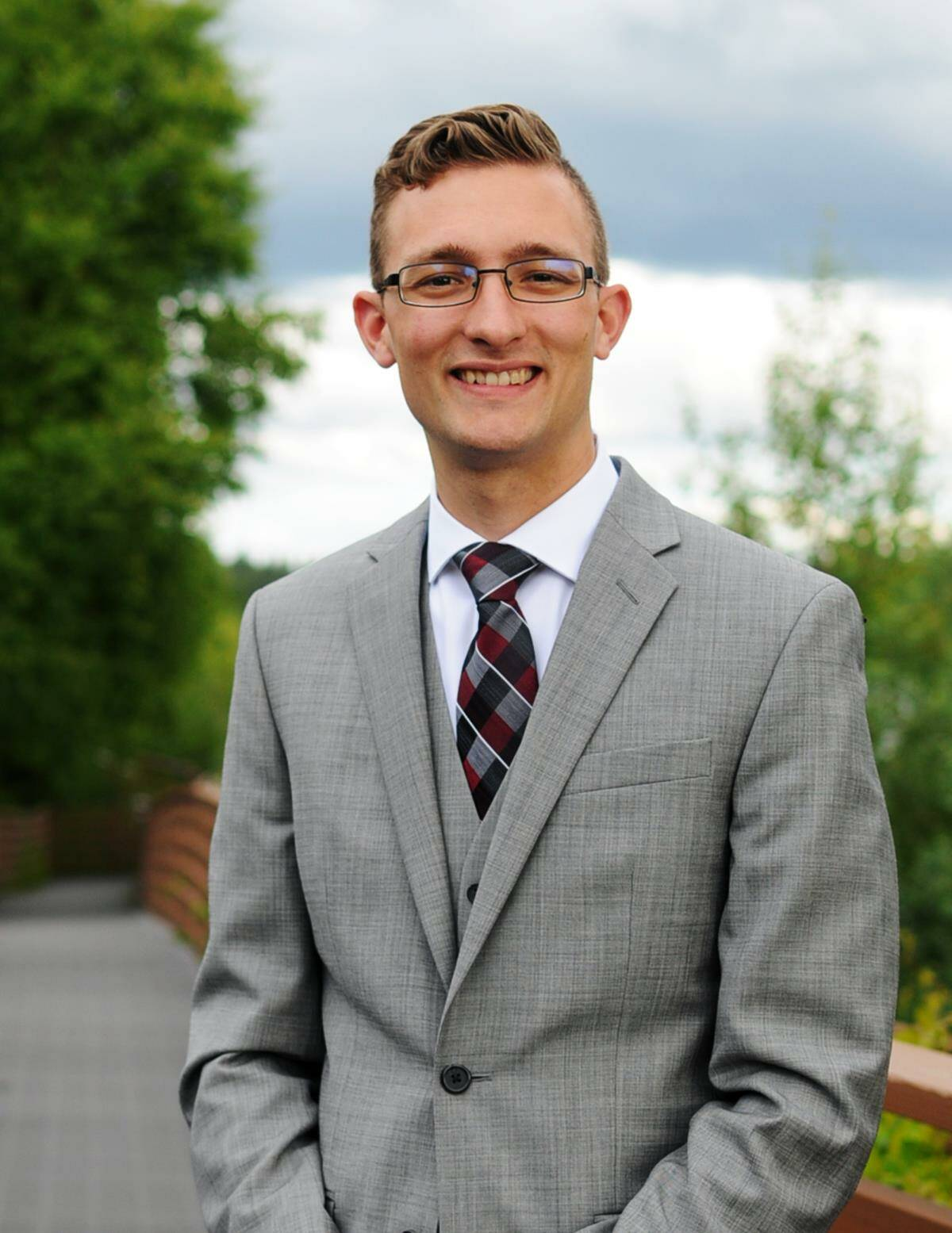 Soldotna City Council member Jordan Chilson is running for reelection to his seat on the council. (Courtesy photo)