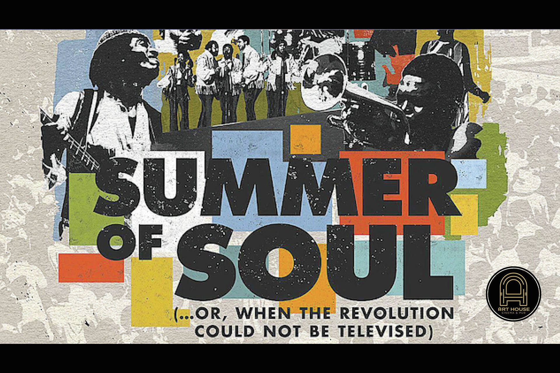 """The poster for """"Summer of Soul,"""" showing at the 17th annual Homer Documentary Film Festival. (Photo provided)"""